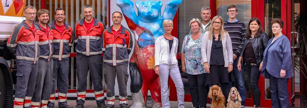 BHM Beyer Energieversorger Berlin unser Team